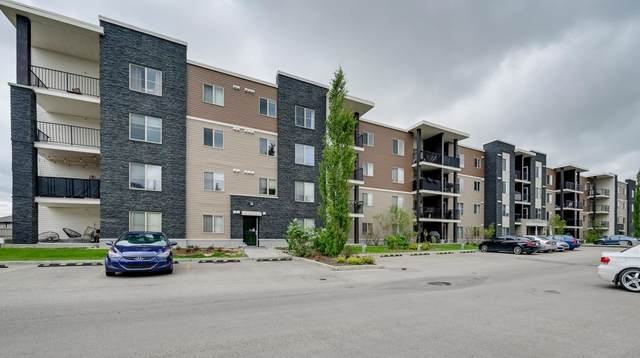 301 11804 22 Avenue, Edmonton, AB T6W 2A2 (#E4249337) :: Müve Team   RE/MAX Elite