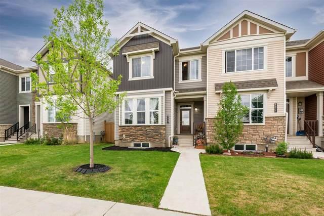 8069 Chappelle Way, Edmonton, AB T6W 3K8 (#E4249342) :: Initia Real Estate