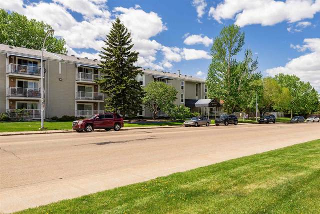 300 2545 116 Street, Edmonton, AB T6J 3Z7 (#E4249356) :: Initia Real Estate