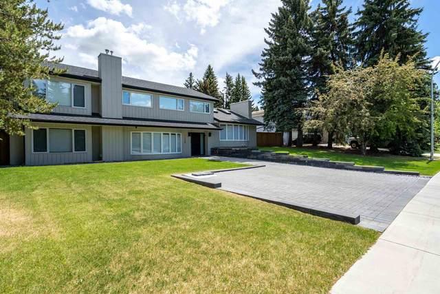 7139 Saskatchewan Drive, Edmonton, AB T6G 2A4 (#E4249379) :: The Good Real Estate Company