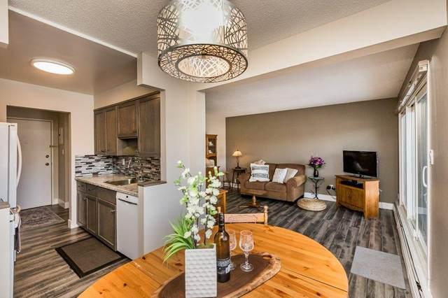 201 11465 41 Avenue, Edmonton, AB T6J 0T9 (#E4249380) :: The Foundry Real Estate Company