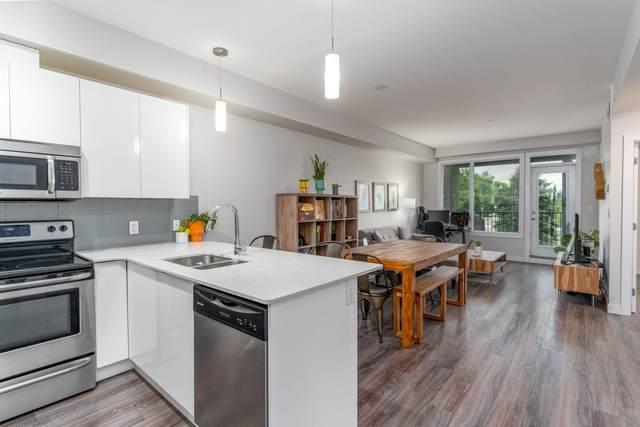 403 9907 91 Avenue, Edmonton, AB T6E 2T7 (#E4249393) :: The Good Real Estate Company