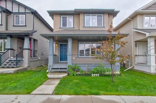 1167 36 Avenue, Edmonton, AB T6T 0G2 (#E4249411) :: Initia Real Estate