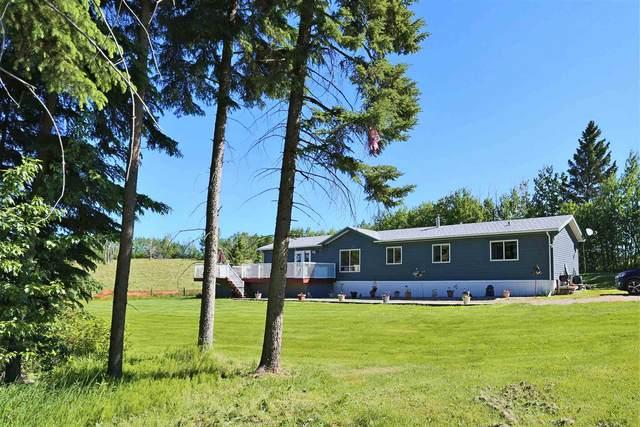 56326 Rge Rd 65, Rural Lac Ste. Anne County, AB T0E 2A0 (#E4249434) :: Müve Team   RE/MAX Elite