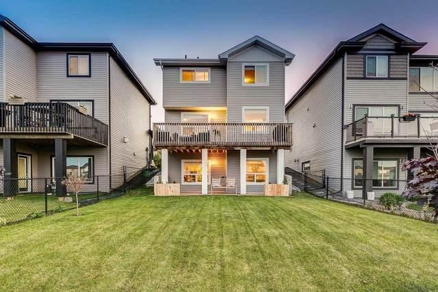 3817 Agar Green, Edmonton, AB T6W 0W8 (#E4249442) :: The Good Real Estate Company