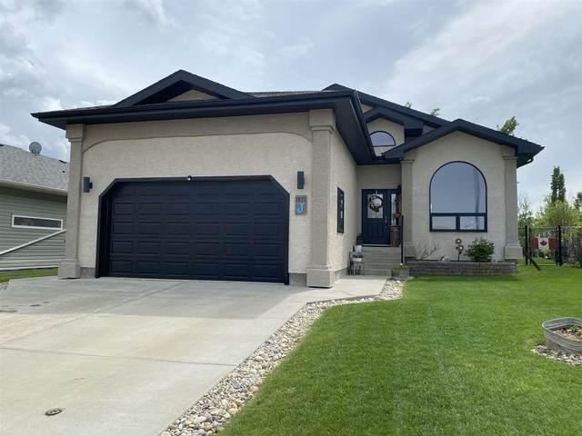3825 52 Avenue, Drayton Valley, AB T7A 1T7 (#E4249452) :: The Good Real Estate Company
