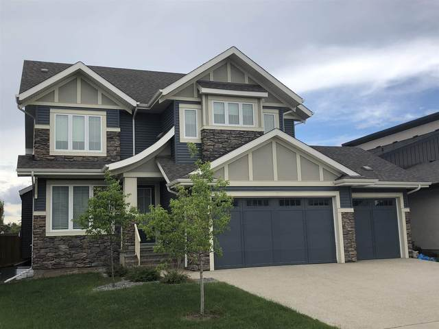 676 180 Street SW, Edmonton, AB T6W 2S8 (#E4249463) :: The Good Real Estate Company