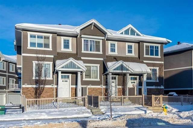 17 1140 Chappelle Boulevard, Edmonton, AB T6W 2Z3 (#E4249467) :: Initia Real Estate