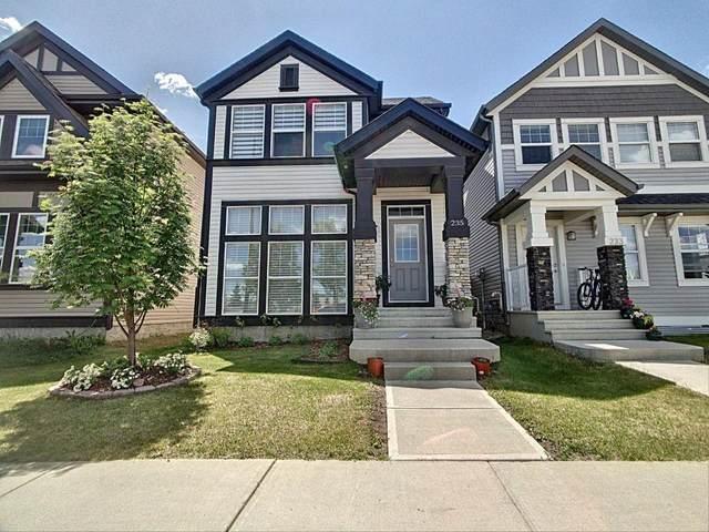 235 Allard Boulevard, Edmonton, AB T6W 3A2 (#E4249495) :: The Good Real Estate Company