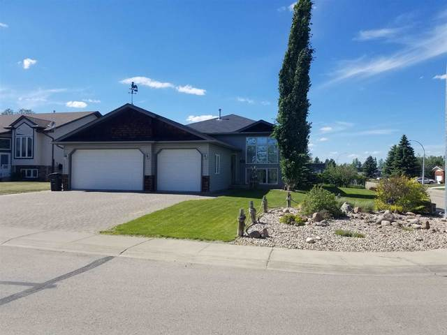 5124 Ochre Park Road, Redwater, AB T0A 2W0 (#E4249520) :: RE/MAX River City