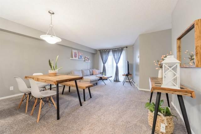 435 3315 James Mowatt Trail, Edmonton, AB T6W 3L9 (#E4249521) :: The Good Real Estate Company