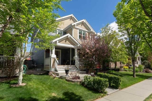 8116 Summerside Grande Boulevard, Edmonton, AB T6X 0J2 (#E4249531) :: Initia Real Estate