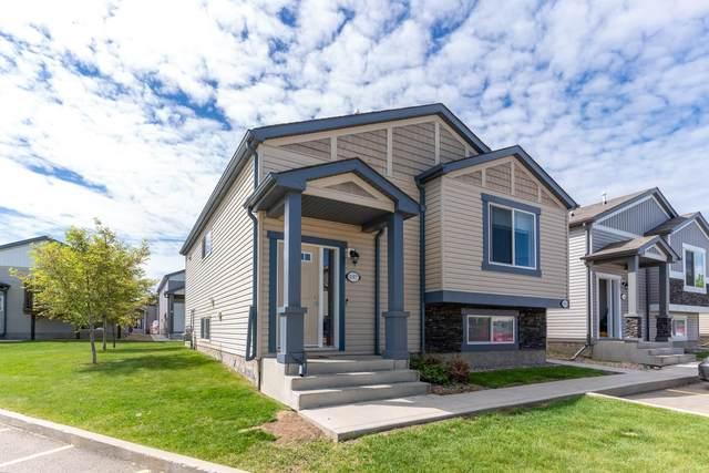 197 142 Selkirk Place, Leduc, AB T9E 0M9 (#E4249550) :: The Good Real Estate Company