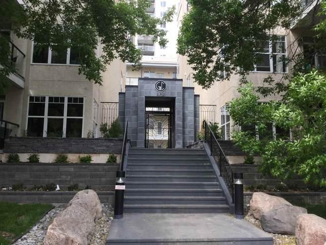 114 9828 112 Street, Edmonton, AB T5K 1L4 (#E4249589) :: Müve Team | RE/MAX Elite