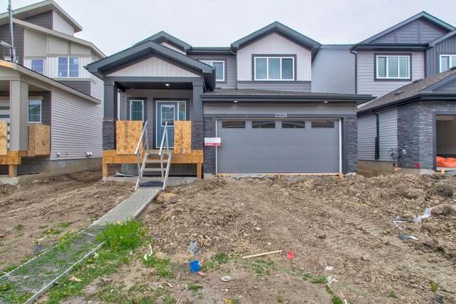 17228 9 Avenue, Edmonton, AB T6W 3V4 (#E4249590) :: Initia Real Estate