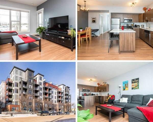 306 10518 113 Street, Edmonton, AB T5H 3H5 (#E4249665) :: The Foundry Real Estate Company