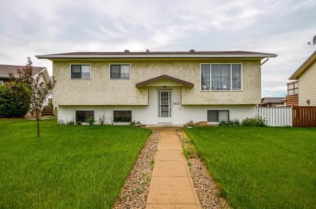 4327 53 Avenue, Tofield, AB T0B 4J0 (#E4249694) :: Initia Real Estate