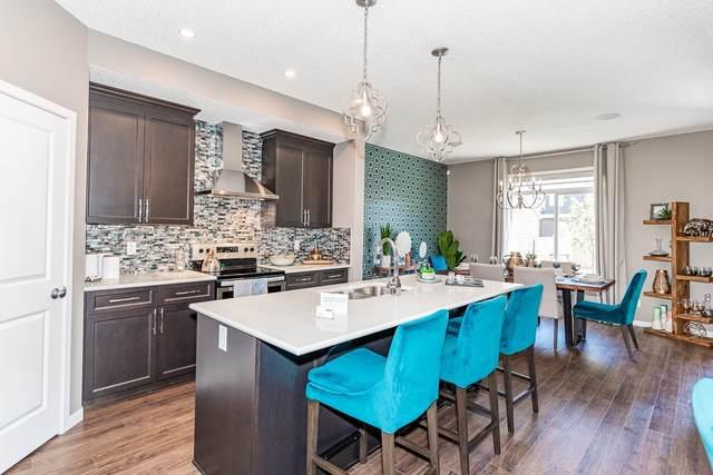 1203 Watt Drive, Edmonton, AB T6X 2P1 (#E4249710) :: The Foundry Real Estate Company