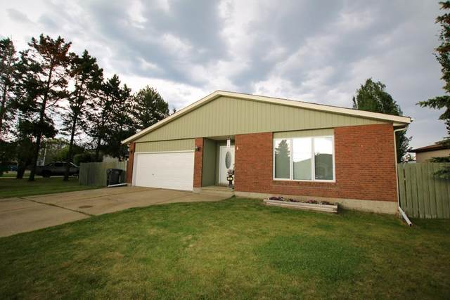 39 Prospect Place, Cardiff, AB T8R 1N8 (#E4249734) :: RE/MAX River City