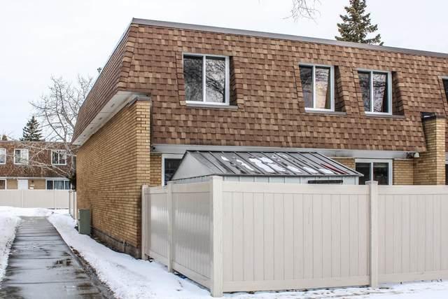 166 Londonderry Square, Edmonton, AB T5C 3C4 (#E4249800) :: Initia Real Estate