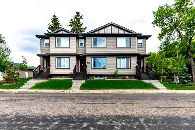 3715,3717,3719 119 Avenue, Edmonton, AB T5W 2V4 (#E4249825) :: Initia Real Estate