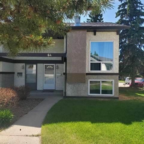64 Northwoods Village, Edmonton, AB T5X 1T2 (#E4249836) :: Müve Team   RE/MAX Elite