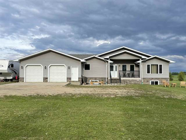 59327 Rge Rd 263, Rural Westlock County, AB T7P 2N9 (#E4249837) :: RE/MAX River City