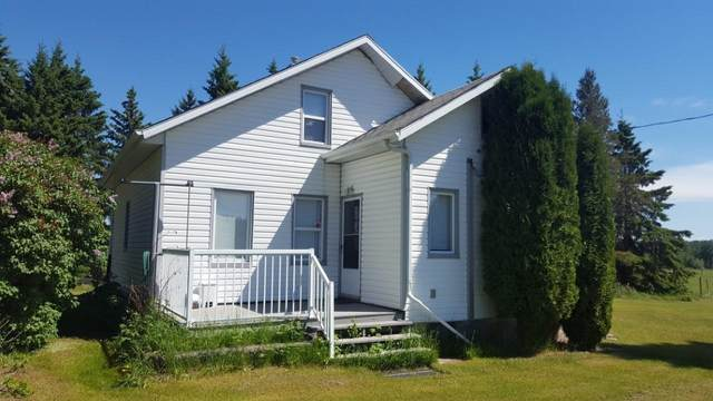 24105 Twp 611, Rural Westlock County, AB T0G 0P0 (#E4249849) :: RE/MAX River City