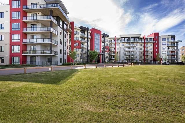 212 11080 Ellerslie Road, Edmonton, AB T6W 2C2 (#E4249868) :: Initia Real Estate