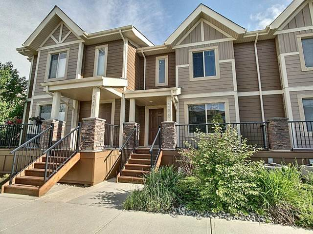 202 401 Palisades Way, Sherwood Park, AB T8H 0R7 (#E4249878) :: The Foundry Real Estate Company