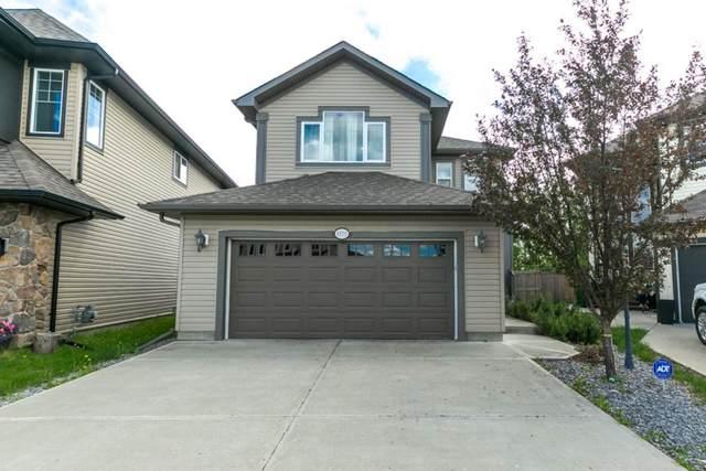 1575 36 Avenue NW, Edmonton, AB T6T 0M5 (#E4249880) :: Initia Real Estate