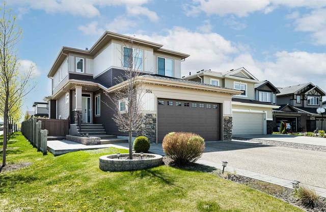 904 Crystallina Nera Way, Edmonton, AB T5Z 0G5 (#E4249887) :: The Foundry Real Estate Company