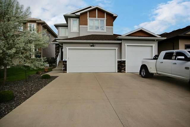 31 Dillworth Crescent, Spruce Grove, AB T7Y 1C1 (#E4249895) :: Initia Real Estate