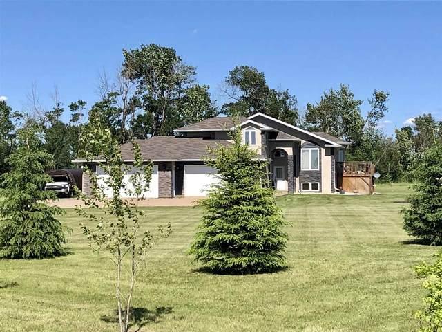 61515 Range Road 445, Rural Bonnyville M.D., AB T9N 2J6 (#E4249912) :: RE/MAX River City