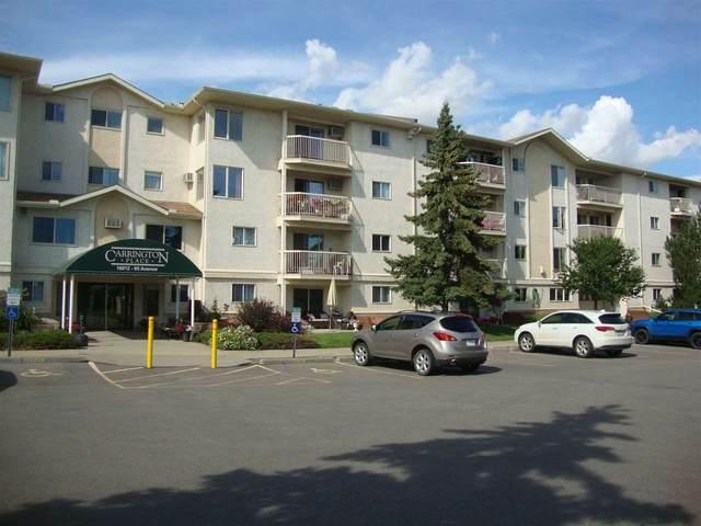 108 18012 95 Avenue, Edmonton, AB T5T 5Z2 (#E4249915) :: The Foundry Real Estate Company