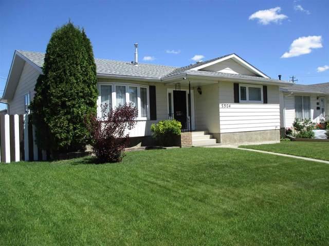 5304 123 Avenue, Edmonton, AB T5W 4X4 (#E4249922) :: The Foundry Real Estate Company