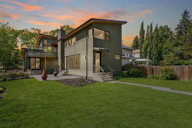 9103 117 ST, Edmonton, AB T6G 1S1 (#E4249942) :: Initia Real Estate