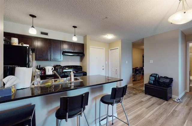 305 11803 22 Avenue, Edmonton, AB T6W 2R9 (#E4249944) :: Müve Team | RE/MAX Elite
