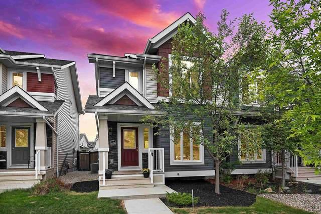 724 176 Street, Edmonton, AB T6W 2G7 (#E4249967) :: Initia Real Estate