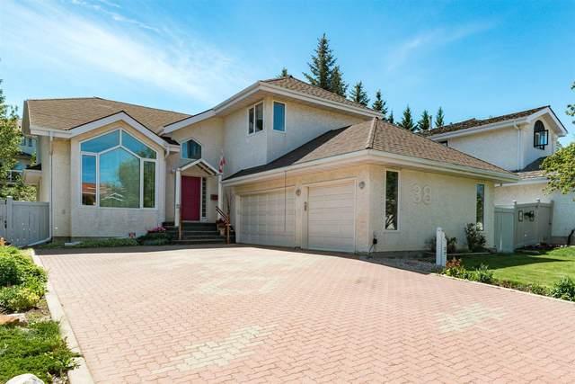 38 Cormack Crescent, Edmonton, AB T6R 2E7 (#E4249973) :: Initia Real Estate