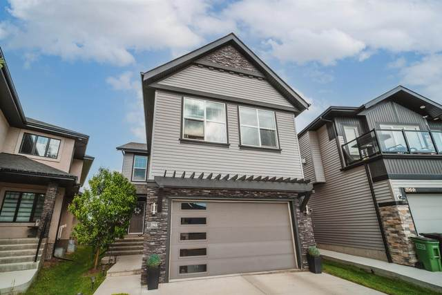 3946 Claxton Loop, Edmonton, AB T6W 1Y7 (#E4250007) :: Initia Real Estate