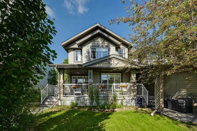 1385 Rutherford Road, Edmonton, AB T6W 1T8 (#E4250028) :: Müve Team   RE/MAX Elite