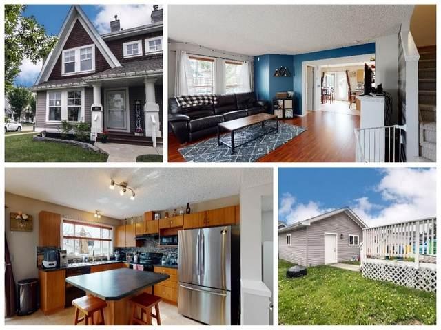 1103 76 Street, Edmonton, AB T6X 1M8 (#E4250030) :: The Foundry Real Estate Company