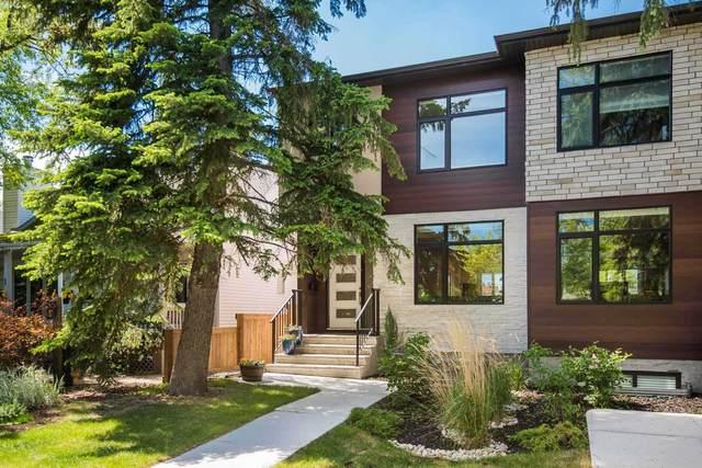 6816 105A Street, Edmonton, AB T6H 2R2 (#E4250047) :: The Foundry Real Estate Company