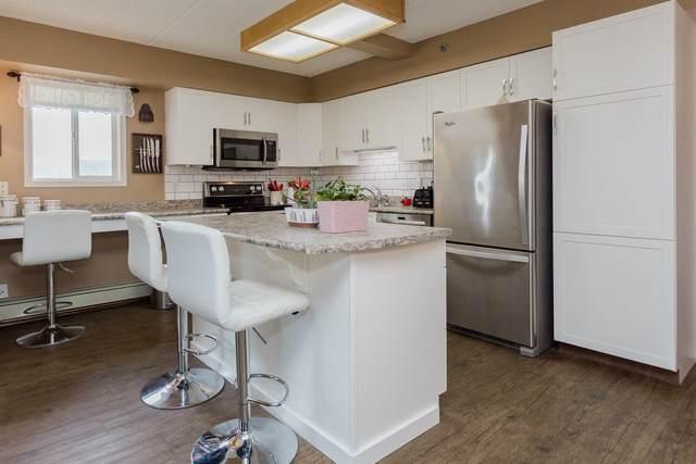 210 4906 47 Avenue, Leduc, AB T9E 6B7 (#E4250051) :: The Good Real Estate Company
