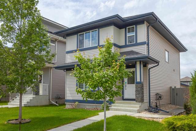 7108 Cardinal Way, Edmonton, AB T6W 1Z3 (#E4250056) :: Initia Real Estate