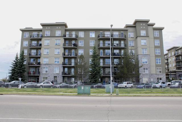2-102 4245 139 Avenue, Edmonton, AB T5Y 3E8 (#E4250077) :: Initia Real Estate