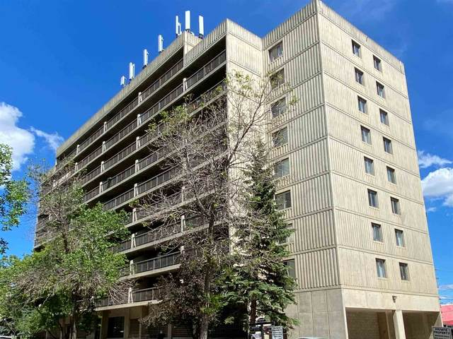 208 12841 65 Street, Edmonton, AB T5C 0A4 (#E4250085) :: Initia Real Estate
