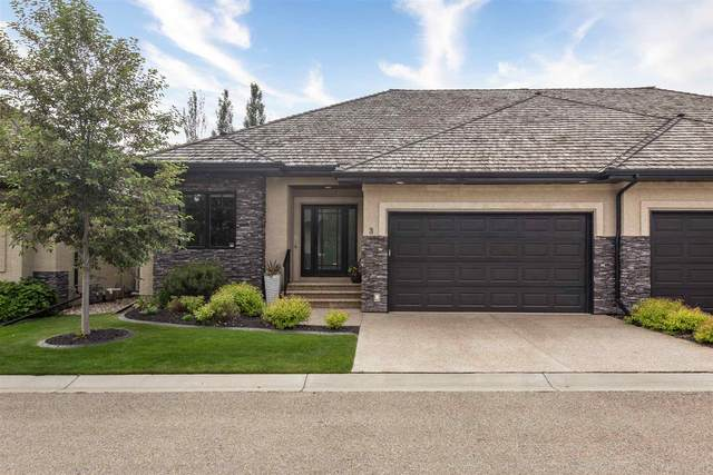 3 4058 Mactaggart Drive, Edmonton, AB T6R 0R4 (#E4250139) :: Müve Team | RE/MAX Elite