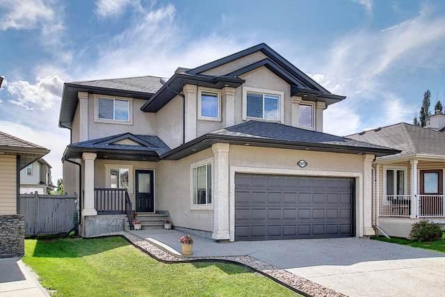 10675 181 Avenue, Edmonton, AB T5X 6G4 (#E4250141) :: Initia Real Estate